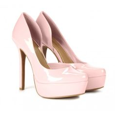 D'orsay Platform Pump in pink (though maybe not in pink)