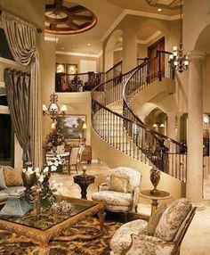 Luxury Home Interior Designs | 136 Best Luxury Homes Interior Design Images On Pinterest In 2018