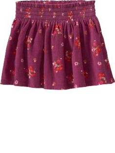 cord skirt. so cute : )