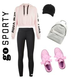 """""""Sport time"""" by alinakraynya ❤ liked on Polyvore featuring adidas and rag & bone"""
