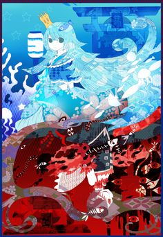Wadanohara and the Great Blue, Uomi, Mikotsu, Game, RPG