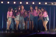 SNSD Girls Generation Japan 3rd Tour End 140713