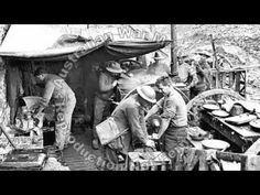 Life In The Trenches in WW1- Video. Very interesting. What do children think would be different during WW2?