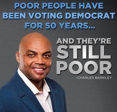Democrats keep black people poor for their votes Liberal Memes, Anti Liberal, Political Memes, Vote Trump, Trump Wins, Bullshit, Rally, Conservative Politics, Common Sense