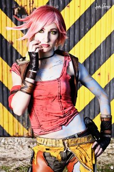 Lilith - Borderlands 2 Cosplay by Nebulaluben