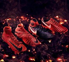 Nike Fire & Ice Football Boots Pack Revealed - Footy Headlines