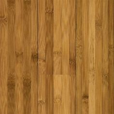 "3/8"" x 3-15/16"" Horizontal Carbonized Bamboo - Morning Star 