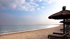 The Beach #belmondjimbaran vossy.com
