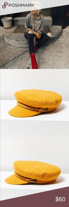 """Brixton Hat 100% authentic! Brand new with tags 💓   My boutique rules:  1. no commenting about price 2. No self advertising  3. No rude comments  4.) No advertising of other stores (such as you can find this at """"store"""" for more or less)  Let's keep a positive atmosphere ! If you don't like the listing please move on. (You will be blocked and no longer allowed to shop at my boutique if any rule is broken.) Brixton Accessories Hats"""