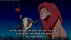 Lion King ...with my favorite character Rafiki :)