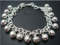 Jingle bell bracelet!