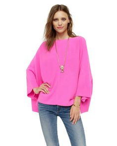 Cashmere Poncho - Sweaters - Juicy Couture