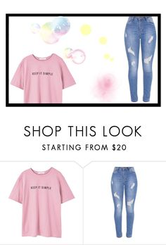 """""""Simple"""" by sophiewoud ❤ liked on Polyvore featuring MANGO"""