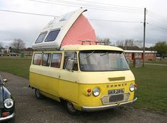 1972 Commer camper van.