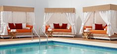 Lounging poolside #JetsetterCurator