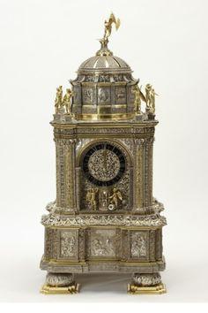 Clock  Holland, 1665-1675  The Victoria & Albert Museum