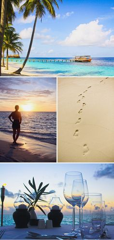The Maldives a dream Wedding destination