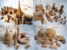 Wooden World Blocks!!!