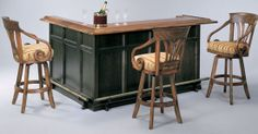 L-Shaped Bar. Solid wood with many finish options. Sold at Peters Billiards in Minneapolis, MN. L Shaped Bar, Home Bar Furniture, Home Bar Designs, Bar Set, Basement Remodeling, Game Room, Solid Wood, Home Improvement, Cabinet