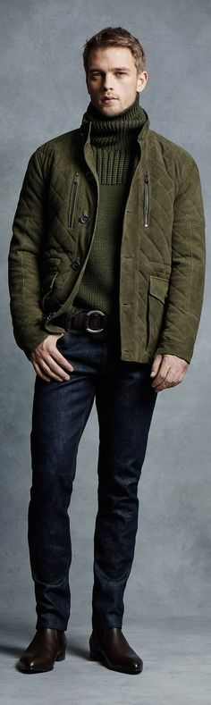 Michael Kors Menswear Fall-Winter | Men's Fashion | Menswear | Men's Casual Style | Moda Masculine | Shop at designerclothingfans.com