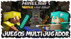 Minecraft La Batalla Epica Multijugador - 14/7/2016