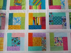 Quilt Blocks For Beginners | Bright Hopes Quilt by Patchouli Moon | Quilting Pattern