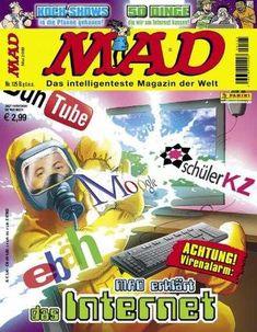 MAD #125 - Mad Erklart das Internet