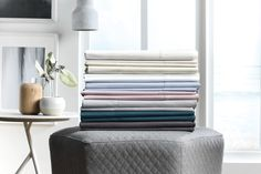Select attractive fitted sheets by colors and designs