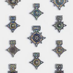 Amulete marocane una și una, adică unicat 😍 #metaphora #maroc #amuleta #email