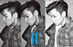 TOP - W Magazine November Issue '13