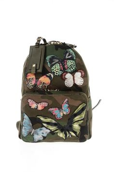 Valentino Online Boutique - Women Autumn/Winter 2015 16, Valentino Rockstud Medium Backpack.