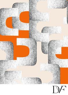 DVF | Spray Chain Print