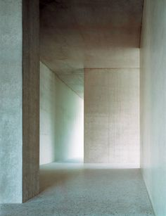 Apartment Building, Forsterstrasse, Zurich, 2003  Christian Kerez
