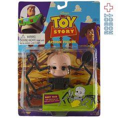 トイストーリー ベビーフェイス フィギュア Toy Story BABY FACE figure #ToyStory #トイストーリー  #ピクサー #Pixar #Disney #ディズニー #アメトイ #アメリカントイ #おもちゃ  #おもちゃ買取 #フィギュア買取 #アメトイ買取 #vintagetoys #中野ブロードウェイ #ロボットロボット  #ROBOTROBOT #中野 #トイストーリー買取  #ピクサー買取 #WeBuyToys