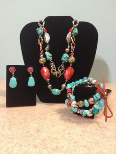 The Bee Skep - Turquoise Jewelry