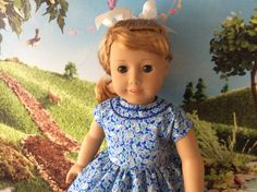 A personal favorite from my Etsy shop https://www.etsy.com/listing/265437519/american-girl-doll-clothes-custom