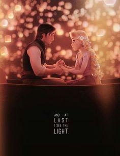Tangled more disney / pixar / dreamworks принцессы диснея, д Disney Rapunzel, Arte Disney, Disney Magic, Disney Art, Tangled Rapunzel, Wedding Songs, Wedding Quotes, Disney Couples, Disney Love