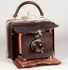 Câmara Kauffer Photo - Câmeras fotográficas antigas 1880-1900