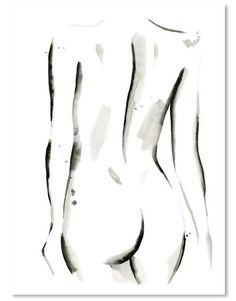 Nude No. 2 Print