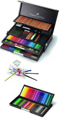 Faber Castell 250th Anniversary Art & Graphic case... <3<3<3