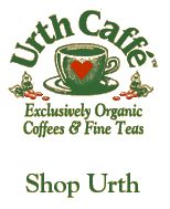 Urth Caffe is another one of my favorites. Although they're known for organic coffees and fine teas, the soups and salads are amazing!