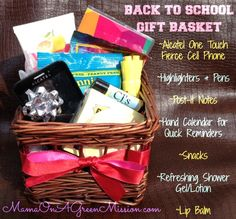Back to school gifts for college students with cheap wireless plans! #Phones4School #Shop #CBias