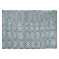 Tile Matta 140x200cm, Petrol, Linie Design