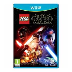 Lego Star Wars The Force Awakens Wii U Game   http://gamesactions.com shares #new #latest #videogames #games for #pc #psp #ps3 #wii #xbox #nintendo #3ds