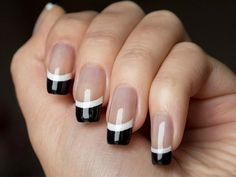Everyone loves a French manicure as it is classy and timeless! Check out these stunning designs for French mani and be sure to pin your favorites!