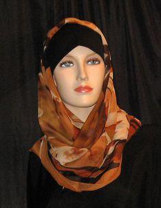 ... Style on Pinterest   Hijabs, Hijab styles and Turkish hijab style