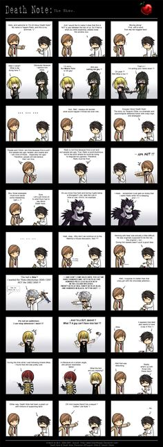 Death Note: The Show by *SilentReaper on deviantART