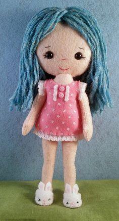 GM_My Felt Doll Bedtime Post