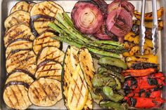 Who doesn't love grilled veggies in the summer? #EmerilsGrilling