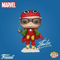 Pop Figures, Vinyl Figures, Stan Lee Funko Pop, Figurines D'action, Funko Pop Avengers, Custom Funko Pop, Funko Pop Toys, Funk Pop, Pop Collection